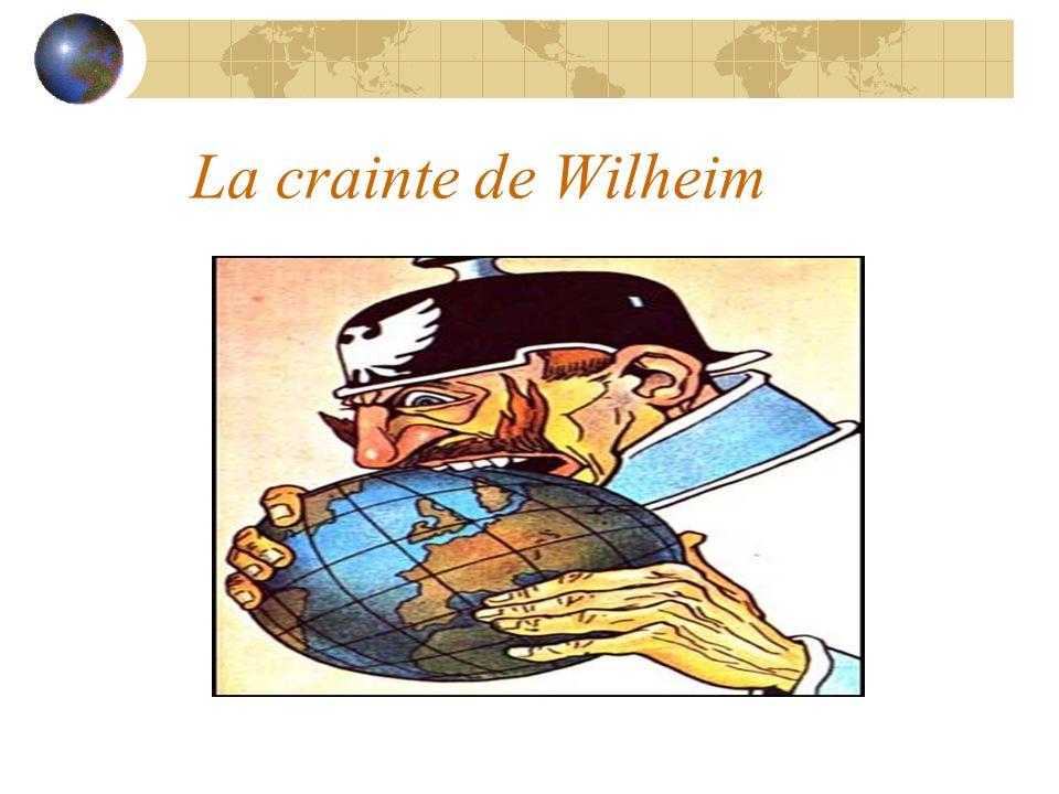La crainte de Wilheim