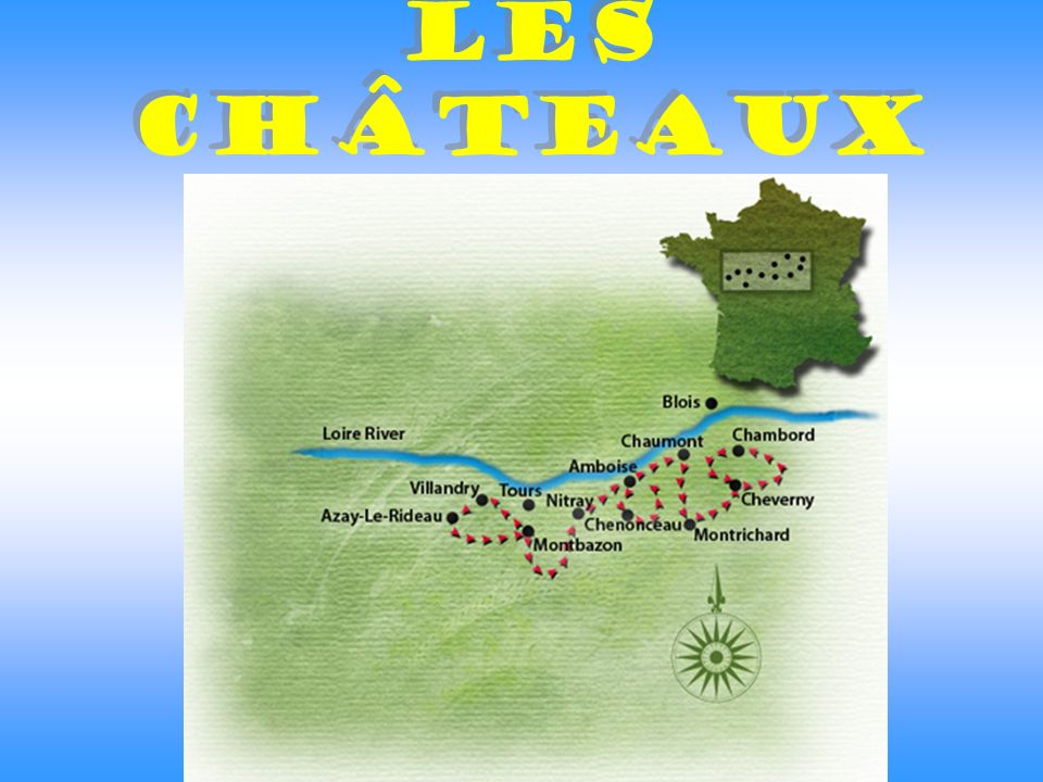 Chenonceau aka: Château des Dames