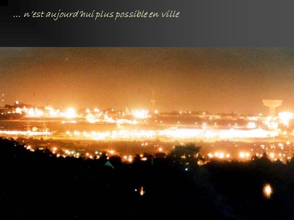 Atlas mondial de la pollution lumineuse P.Cinzano, F.