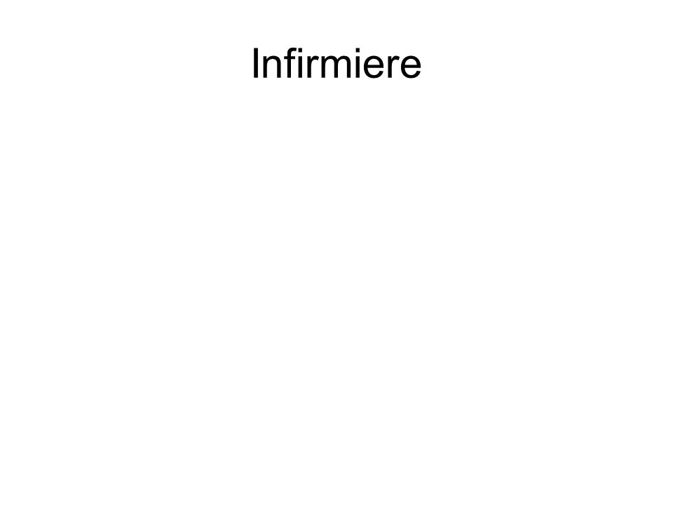 Infirmiere