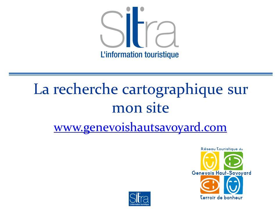 La recherche cartographique sur mon site www.genevoishautsavoyard.com www.genevoishautsavoyard.com