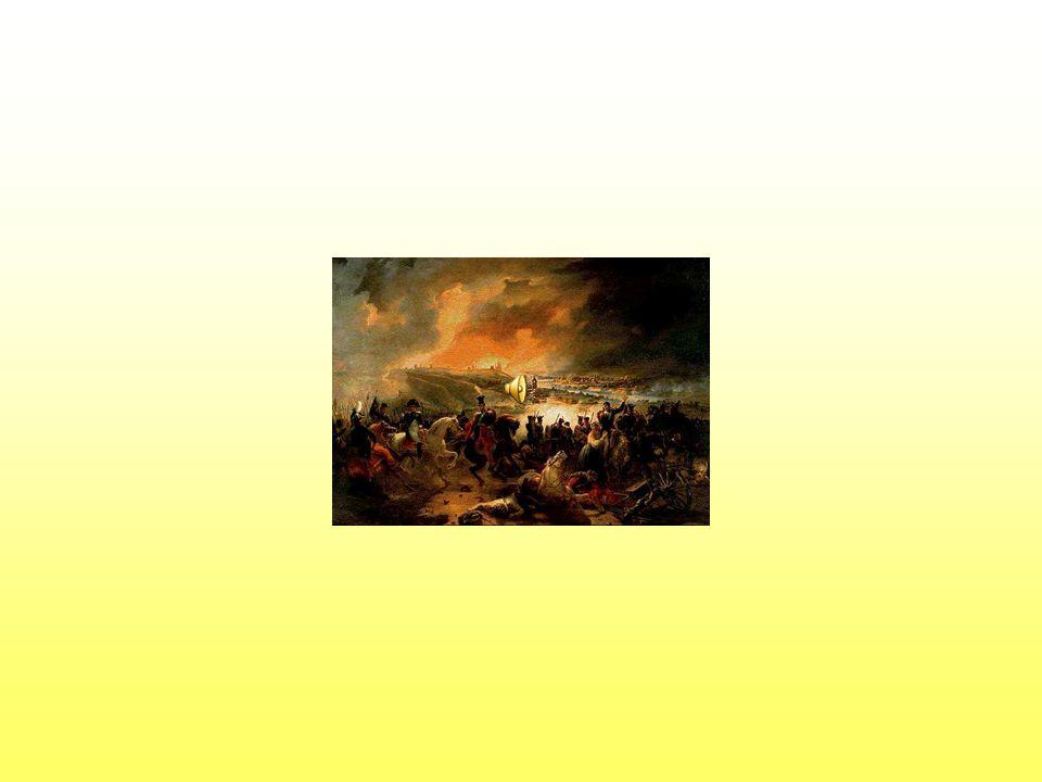 Il essaie limpossible en 1812 – il envahit la Russie Cest un désastre.