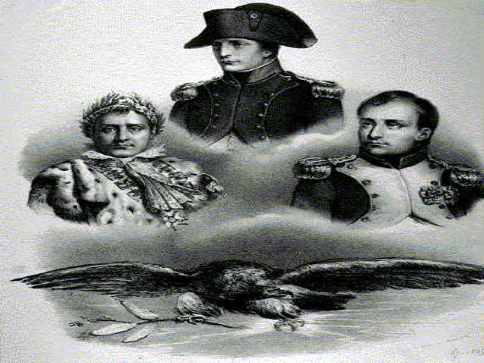 Il est exilé à lIle Sainte Hélène où il meurt en 1821