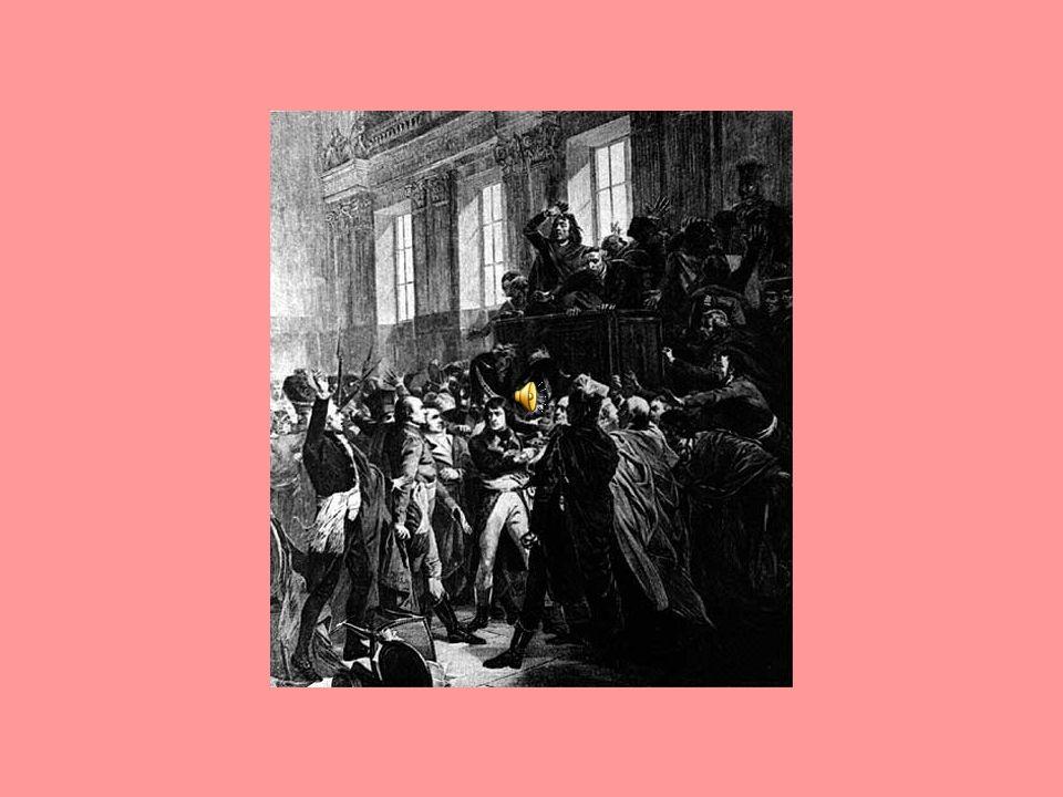 APRES LA REVOLUTION La France avait besoin de paix et de calme Napoléon Bonaparte, un grand soldat, arrive en France et organise un coup détat.
