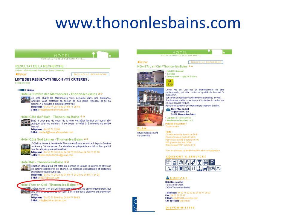 www.thononlesbains.com