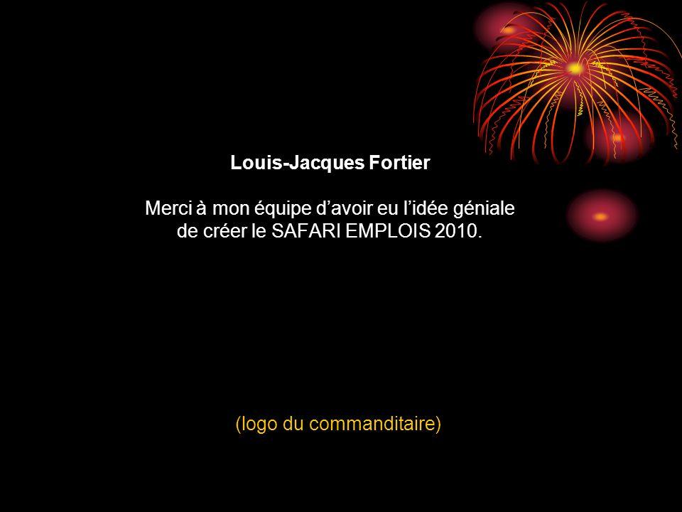 Témoignages des partenaires du SAFARI EMPLOIS 2010