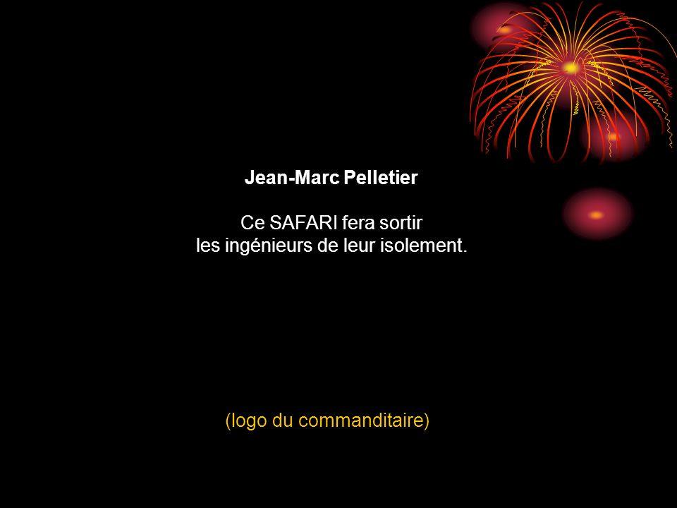 Gaétan Hotte Vos enfants nous remercierons un jour davoir écrit cette page de lhistoire du Québec.