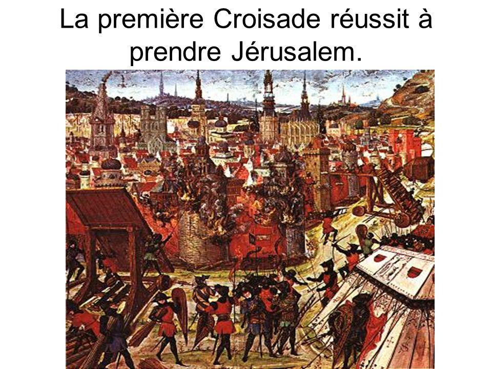 Il y avait huit croisades (1095-1270), conduits par les rois et les empereurs dEurope, en particulier le roi de France, Saint Louis (1214-1270)