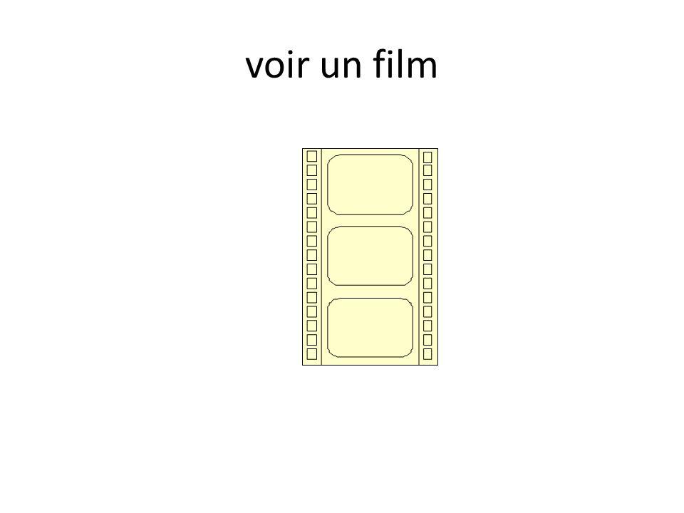 voir un film