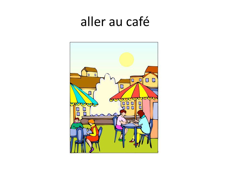aller au café