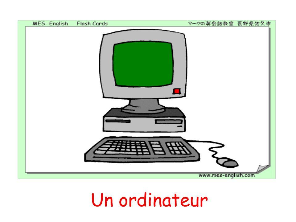 Un ordinateur