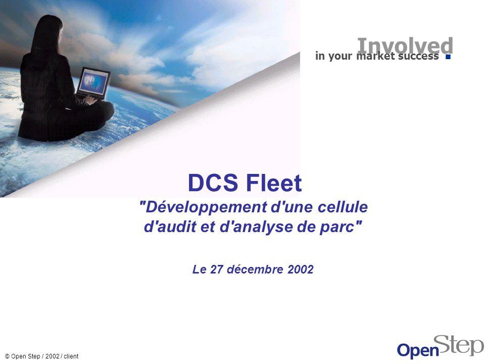 © Open Step / 2002 / client DCS Fleet