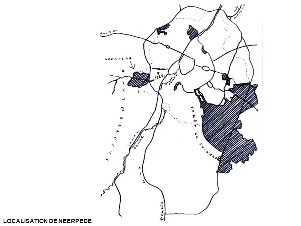 LOCALISATION DE NEERPEDE