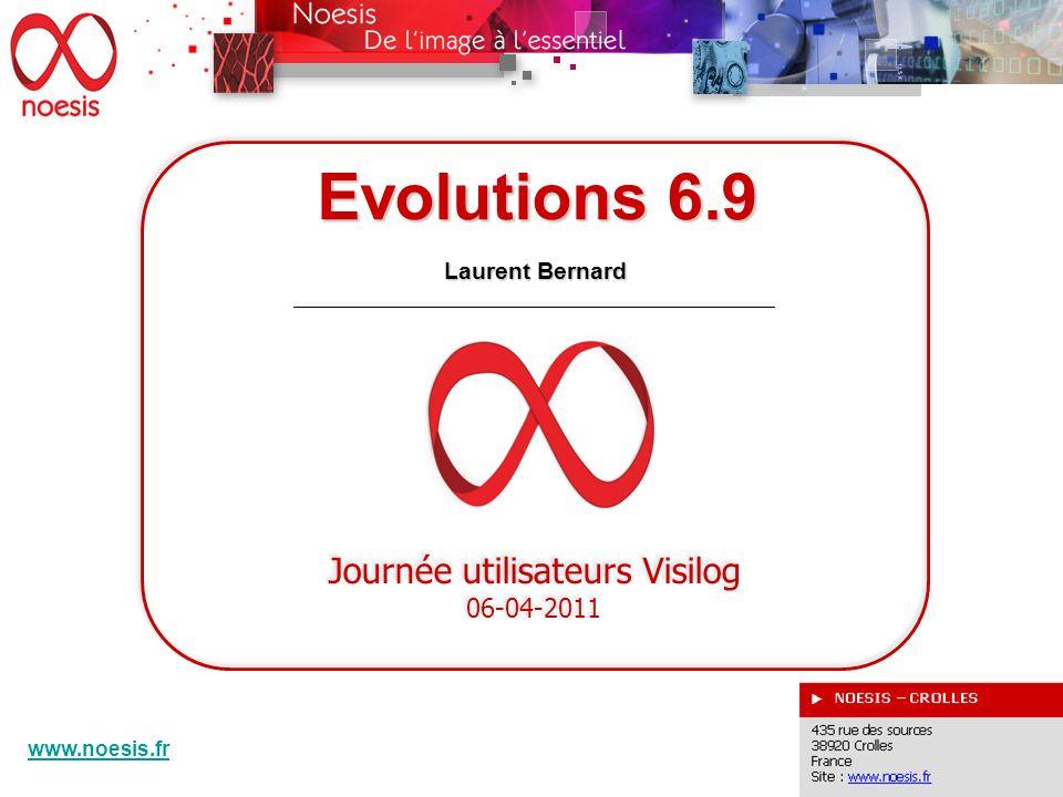 www.noesis.fr DEVELOPPEMENTS SPECIFIQUES Harold Phelippeau __________________________________________________________________________ Journée utilisat