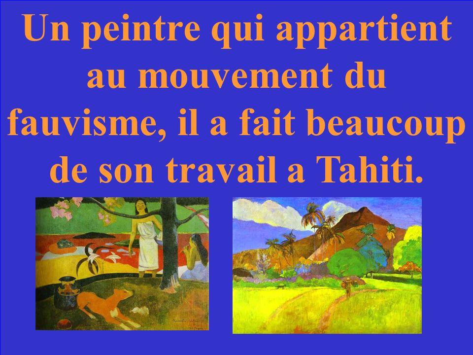 Qui est Rene Magritte?