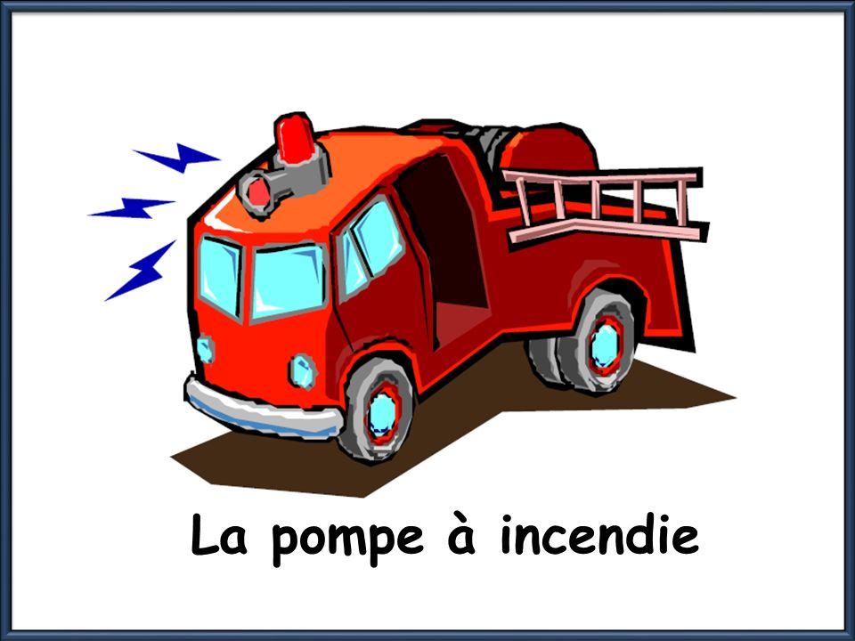 La pompe à incendie
