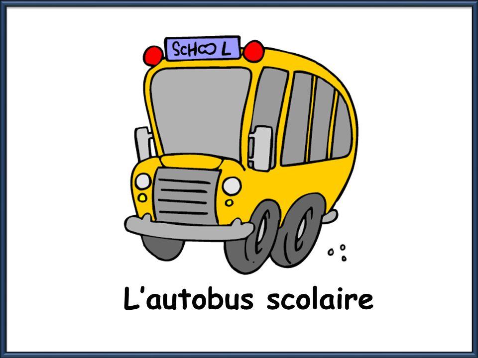 Lautobus scolaire