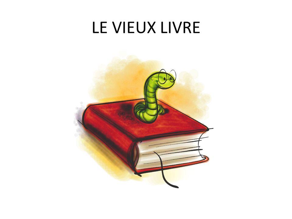 LE VIEUX LIVRE