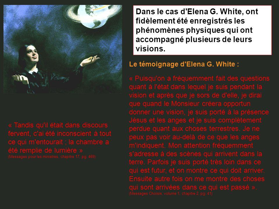 Dans le cas d Elena G.