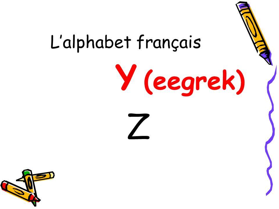 Y (eegrek) Z