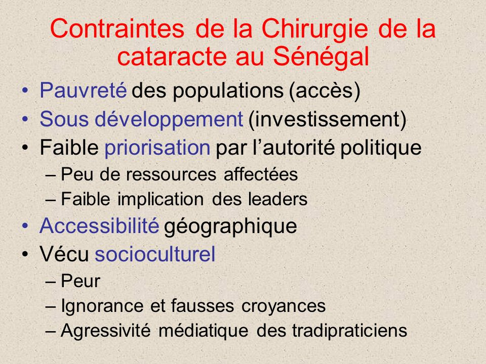 EVOLUTION DU TAUX DIMPLANTATION PAR REGION AU SENEGAL
