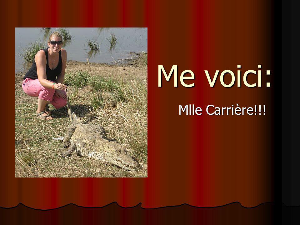 Salut: ça va.Je mappelle Sonja Carrière. Je mappelle Sonja Carrière.
