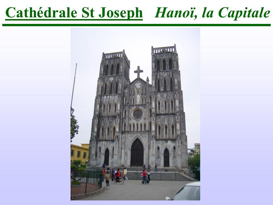 Hanoï, la CapitaleCathédrale St Joseph