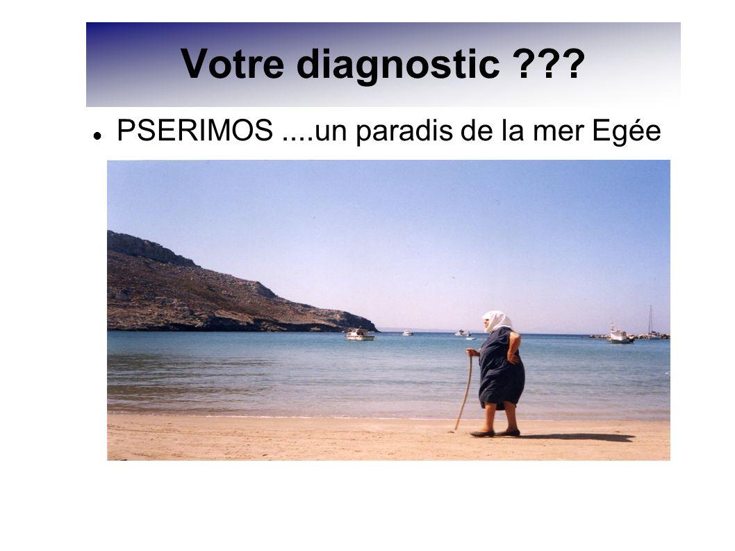 Votre diagnostic ??? PSERIMOS....un paradis de la mer Egée