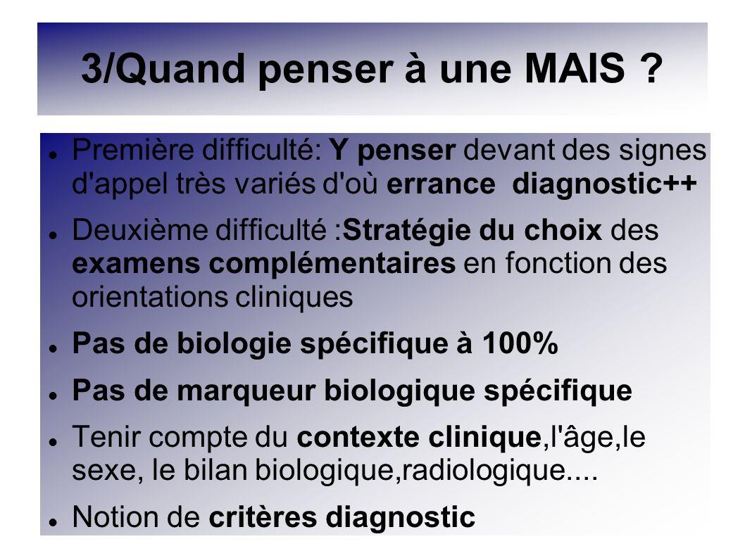 PCA + Hémopathies malignes Syndrome M yéloDysplasique : PCA:Paranéoplasique.