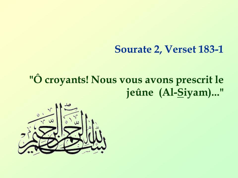 Sourate 2, Verset 183-1