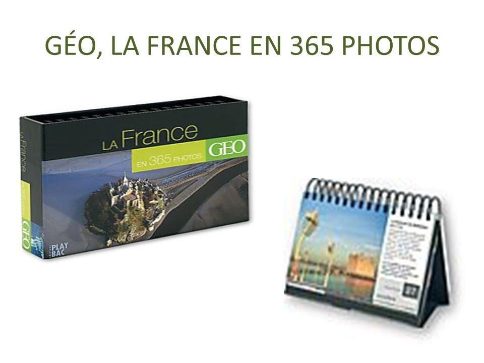 GÉO, LA FRANCE EN 365 PHOTOS