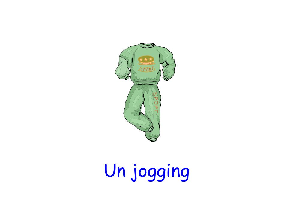 Un jogging