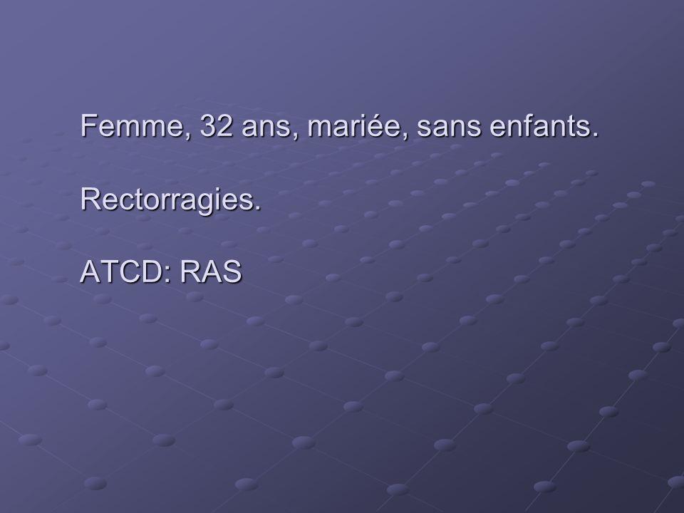 RCH :Classification endoscopique 1-Légére : érytheme,muq.