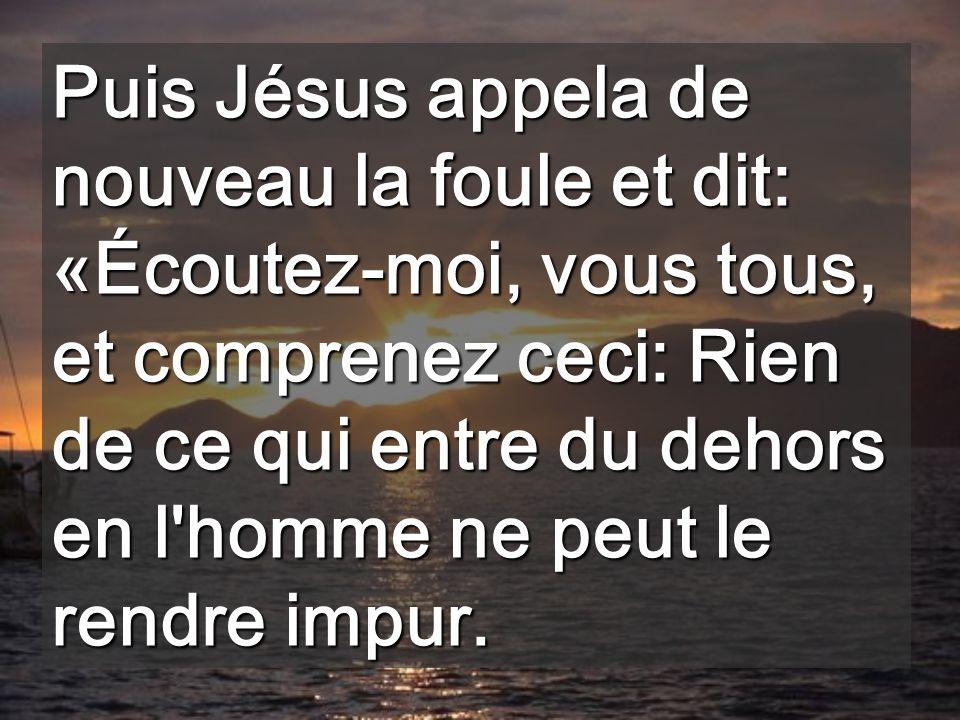 La valeur nest pas dans le culte extérieur Vous, vous ornez les temples, mais vous maintenez le Christ dans les prisons (St. Jean Chrysostome)