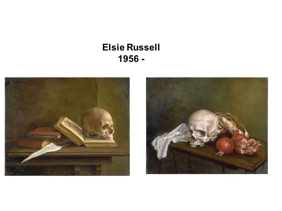 Elsie Russell 1956 -