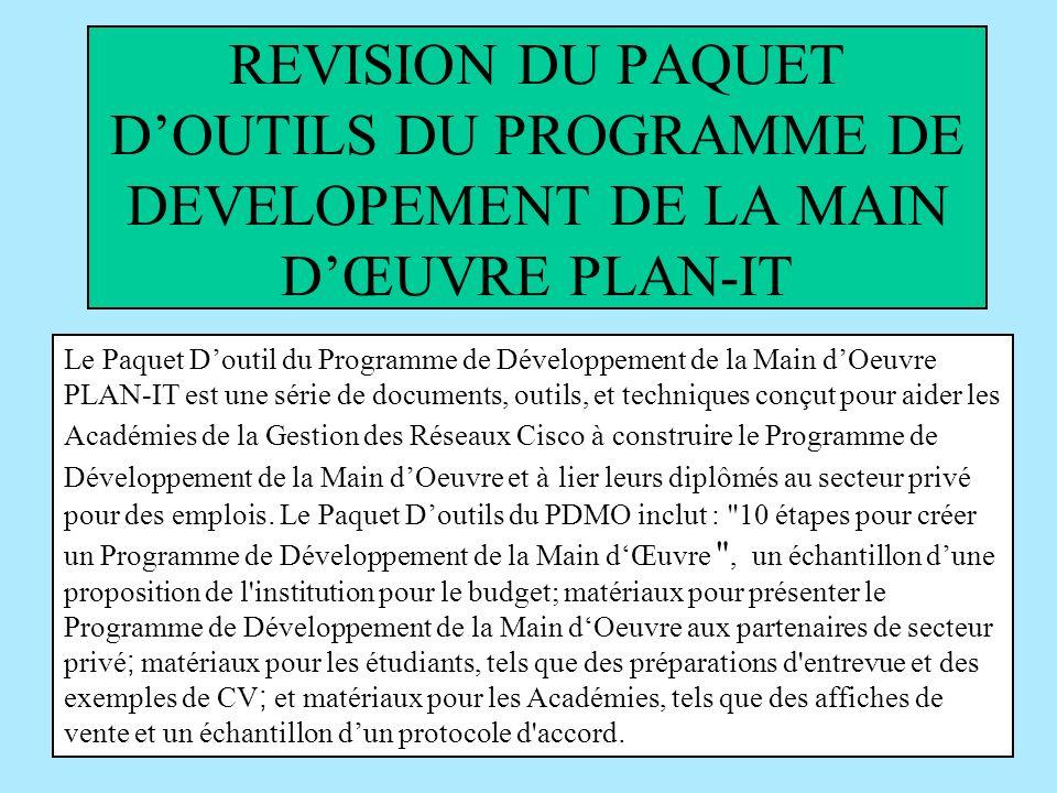 Quels sont les trois documents dans le Programme de Développement de Genre que vous pensez sont les plus utiles et pourquoi .