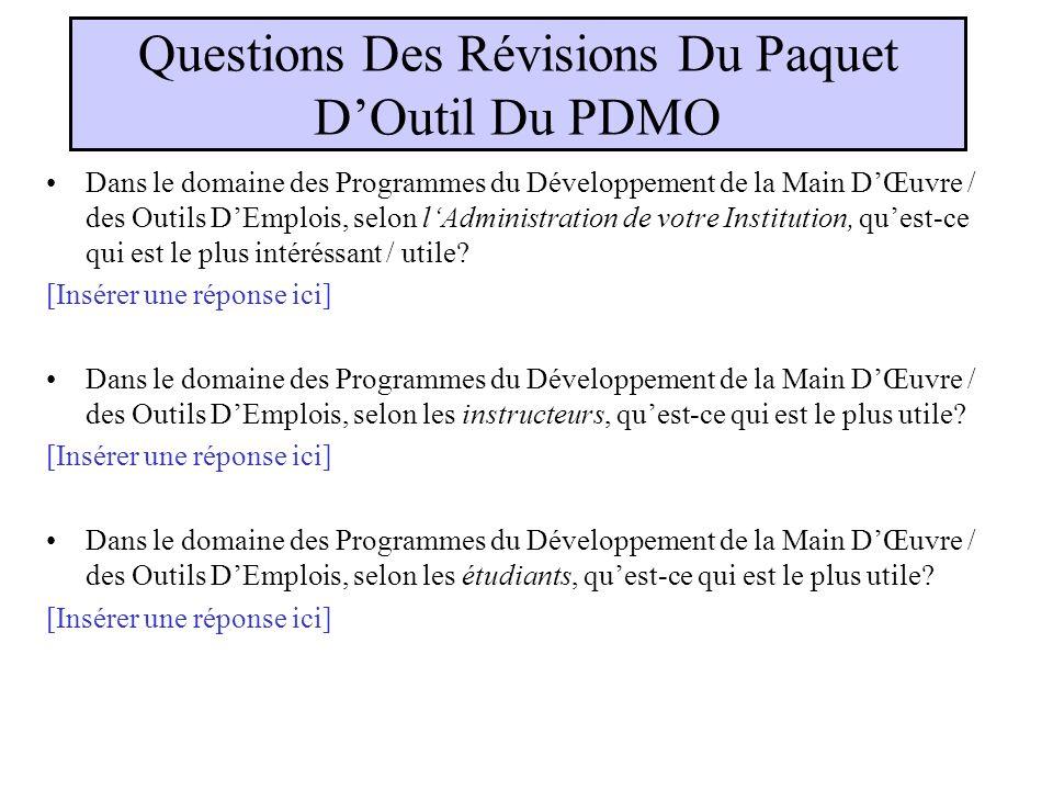 FELICITATIONS.VOUS AVEZ COMPLETE LA REVISION DU PAQUET DOUTILS PLAN-IT ET LES EXERCICES D ESSAIS .