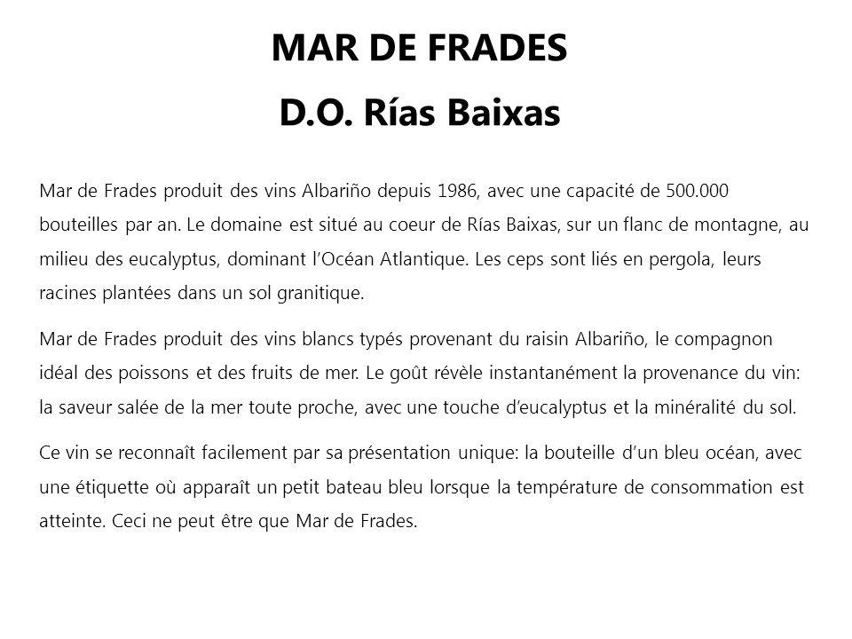 MAR DE FRADES D.O.