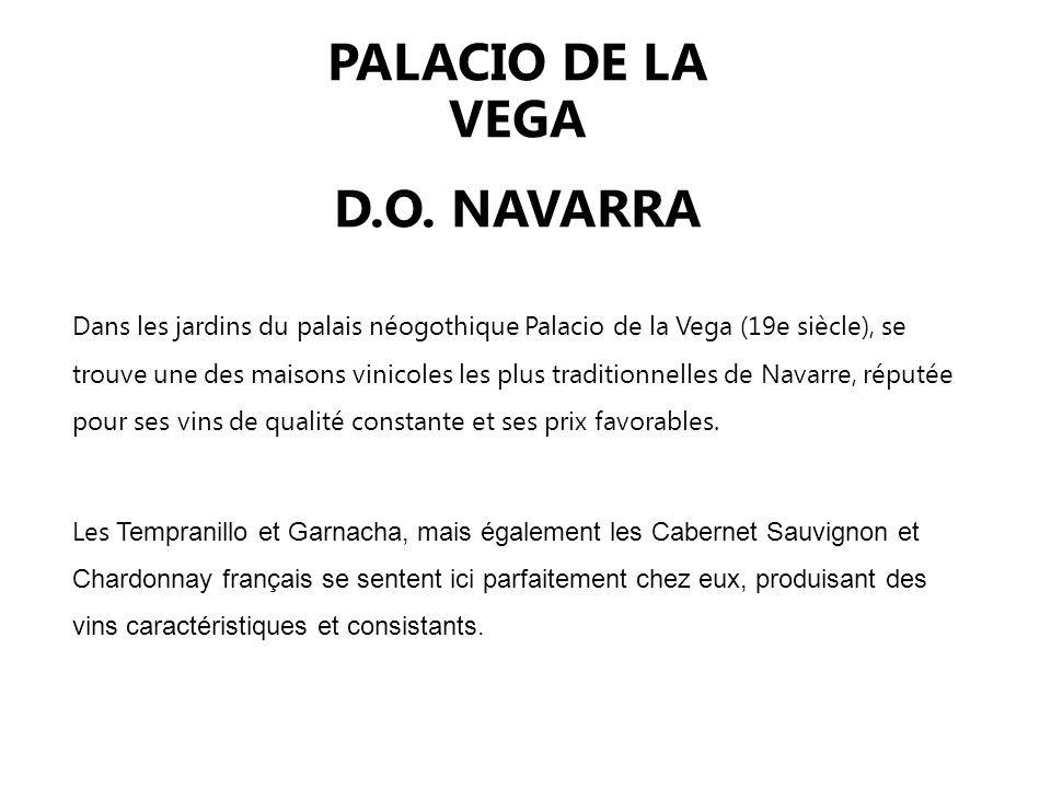 PALACIO DE LA VEGA D.O.