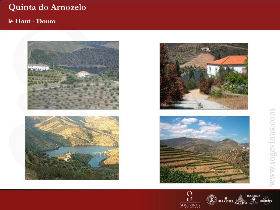 Quinta do Arnozelo le Haut - Douro