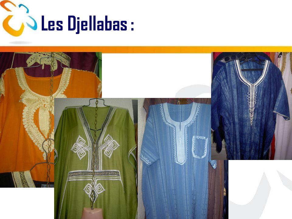 Les Djellabas :