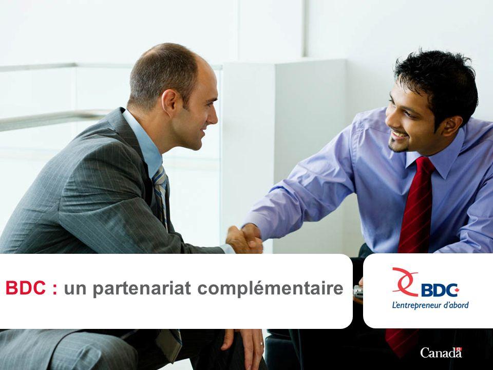 BDC : un partenariat complémentaire