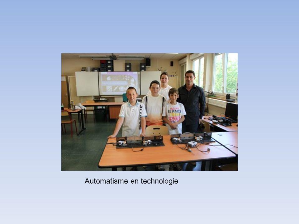 Automatisme en technologie