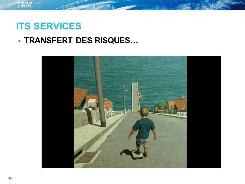 10 ITS SERVICES TRANSFERT DES RISQUES…