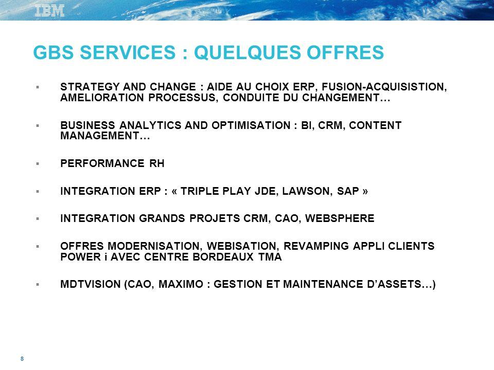 9 ITS SERVICES REGIE DEXPERTISE A VOTRE DEMANDE EN COMPLEMENTARITE AVEC VOS RESSOURCES -> MANAGEMENT DE PROJETS COMPLEXES (TRANSFERT DE RISQUES VERS IBM) -> EXTENSION DE VOTRE COUVERTURE GEOGRAPHIQUE OU DE PLAGE HORAIRE (PRESENCE IBM NATIONALE ET ASTREINTES ) -> MISE A JOUR MICROCODES / FIRMWARES -> DEPLOIEMENTS MULTI-SITES ET INTERNATIONAUX