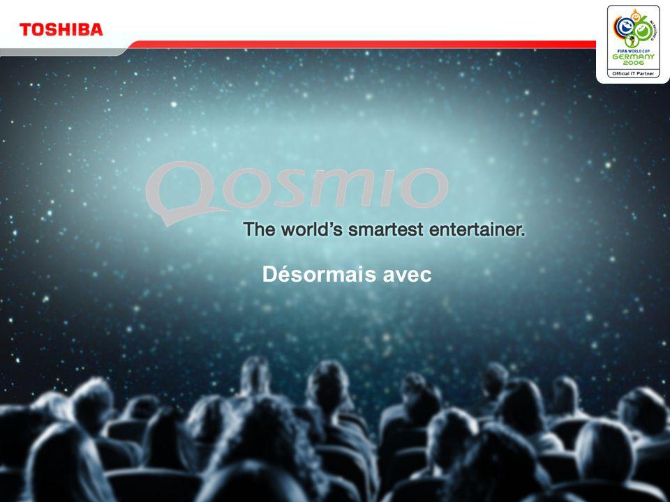 Mai 200628 / Qosmio G30 HD DVD