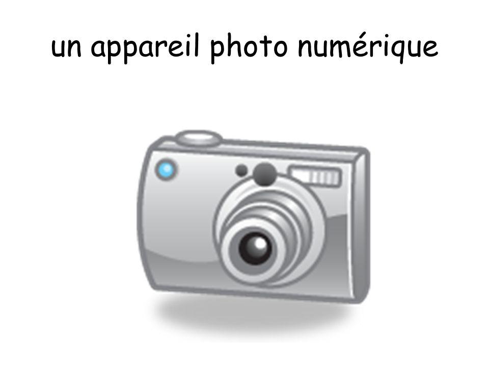 un appareil photo numérique