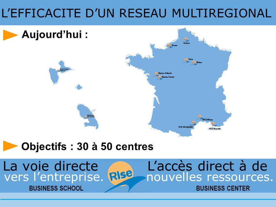 Aujourdhui : HUMAINEMENT BUSINESS SCHOOL BUSINESS CENTER vers lentreprise.