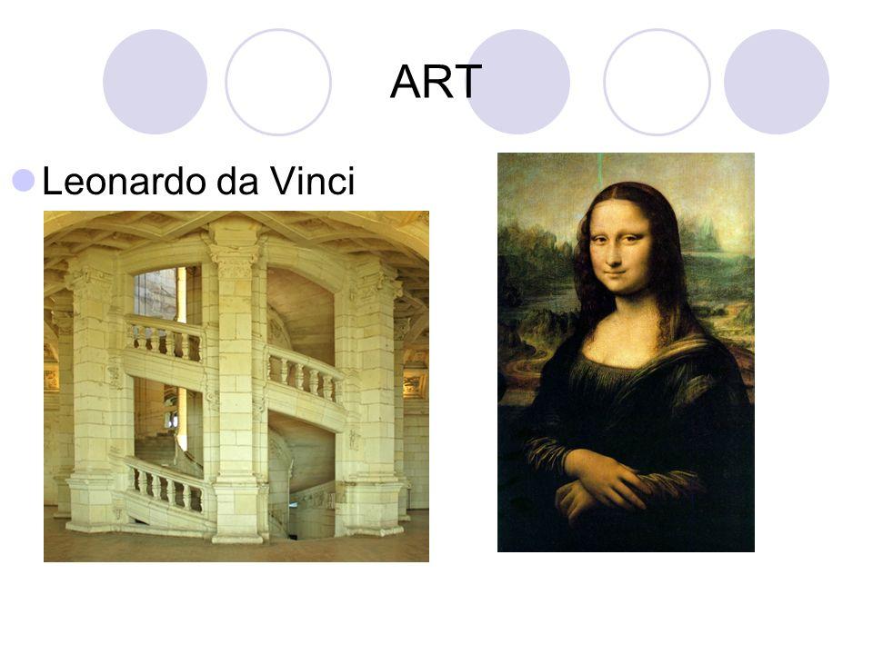 ART Leonardo da Vinci
