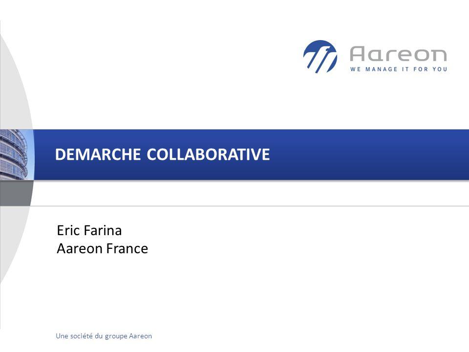 © Aareon France 1Une société du groupe Aareon DEMARCHE COLLABORATIVE Eric Farina Aareon France